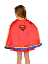Girls Supergirl Cape - One Size