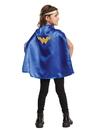 Girls Wonder Woman Cape - One Size