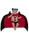 Toddler Swaddle Wings Baby Bat Costume - 0/3M
