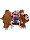 Toddler Swaddle Wings Bear Hunter Costume - 0/3M