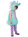 Toddler Sweetie Unicorn Costume - 6/12M