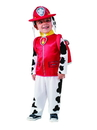 Paw Patrol: Boys Marshall Classic Toddler Costume - M 8-10