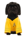 Star Trek Pet Captain Kirk Costume - Medium