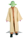 Star Wars Boys Deluxe Yoda Costume - Medium