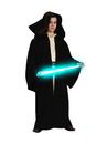 Star Wars Boys Super Deluxe Jedi Hood Robe Costume - Large