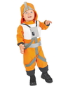 Star Wars Toddler X-Wing Fighter Pilot Costume - 2T-4T