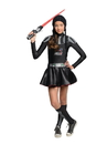 Star Wars Girls Darth Vader- Girl Tween Costume - Small