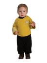 Star Trek Boys Captain Kirk Infant Costume - 0-6M