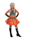 Star Wars Girls X-Wing Fighter Costume - Large