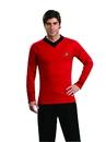 Star Trek Mens Deluxe Scotty Costume - Small
