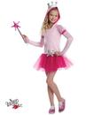 BuySeasons 610154L Glinda the Good Witch Hooded Tutu Kids Dress Costume
