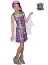 BuySeasons 610566M Monster High Draculaura Purple Kids Costume