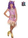 BuySeasons 610567M Monster High Clawdeen Wolf Kids Costume