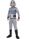 BuySeasons 610602L Star Wars Agent Kallus Kids Costume