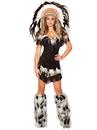 BuySeasons 4470-AS-L Sexy Cherokee Princess Costume
