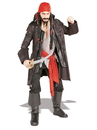 BuySeasons 16844STD Mens Captain Cutthroat Pirate Costume