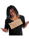 BuySeasons 51935NS Down N Out Wig