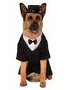 BuySeasons 580278XXXL Big Dogs' Dapper Dog Pet Costume