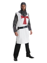BuySeasons 880581STD Mens Knight To Remember Costume