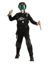 BuySeasons 881395L Kids Black Team 6 Costume
