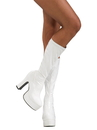 BuySeasons 884010L Sexy White Boots