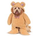 BuySeasons 287026 Walking Teddy Bear Pet Costume (Large)