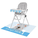 1st Birthday Bear High Chair Kit 1ct