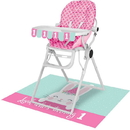 1st Birthday Bunny High Chair Kit 1ct