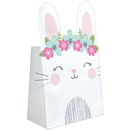 1st Birthday Bunny Treat Bag 8ct