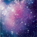 Creative Converting 301036 Galaxy Party Luncheon Napkin 16ct