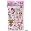 Almar Sales 301515 LOL Surprise Tear and Share Stickers (2)