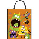 UNIQUE INDUSTRIES 301568 Silly Halloween Monsters Tote Bag 12