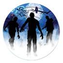 Forum Novelties 305477 Zombie Party Decor-9