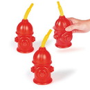 Fun Express 306015 Fire Hydrant Molded Cups (8Pc)