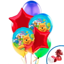 130543 Winnie the Pooh & Friends Balloon Bouquet