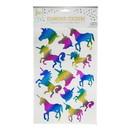 Forum Novelties 306872 Rainbow Unicorn Stickers