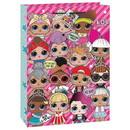 UNIQUE INDUSTRIES 306997 LOL Surprise Jumbo Gift Bag