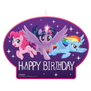 Amscan 307200 MLP Friendship Adventures Birthday Candle (1)