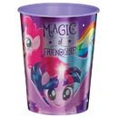 Amscan 307217 MLP Friendship Adventures 16 Oz. Plastic Favor Cup