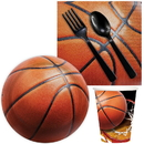 Basketball Party Snack Pack for 16