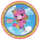 Amscan 307512 Rainbow Butterfly Unicorn Kitty 7