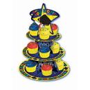 Forum Novelties BB71324 Graduation Cupcake Stand