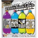 Forum Novelties BB80179 Graduation 2 Liter Bottle Labels (4)