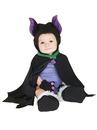 BuySeasons 11743 Toddler Lil Bat Caped Costume