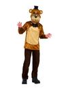 BuySeasons G34150 Five Nights at Freddys Deluxe Freddy Kids Costume Set
