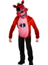 BuySeasons G34151 Five Nights at Freddys Deluxe Foxy Kids Costume Set