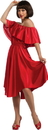 Rubies R880361 Adult Saturday Night Fever Red Dress (Small)