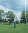 Bison 4-1/2″ Gooseneck Football High School Goalposts