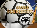 Bison SBSC Bison Soccer Team Scorebook