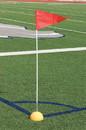 Bison SC06C-F Soccer Corner Flags